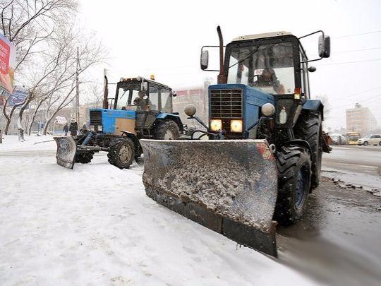 Тендер уборка территории от снега