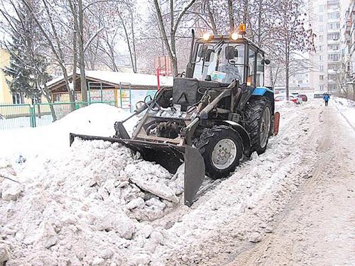 Отвал для трактора задний для уборки снега